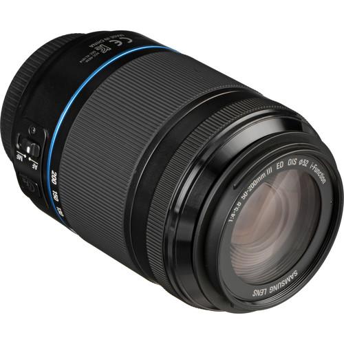 Samsung 50-200mm f/4.0-5.6 ED OIS III Lens