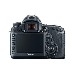 Canon EOS 5D Mark IV Professional Camera with 24-105 F/4L Lens