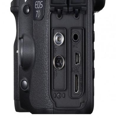 Canon EOS 7D Mark II DSLR Camera with 18-135 USM Lens