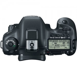Canon 7D Mark II Camera with 18-135mm Lens