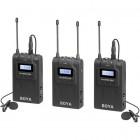 Boya BY-WM8 Pro-K2 Wireless Lavalier Microphone