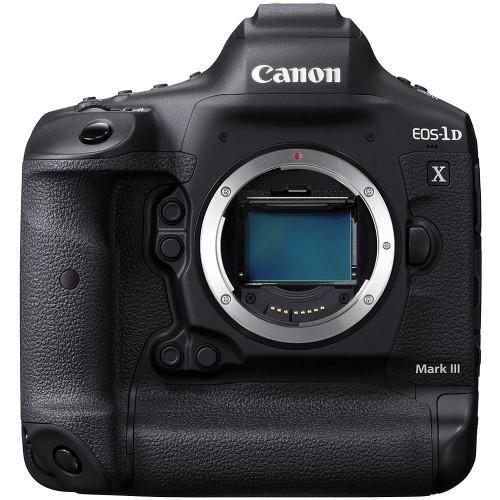 Canon EOS 1DX Mark III DSLR Camera (Body)