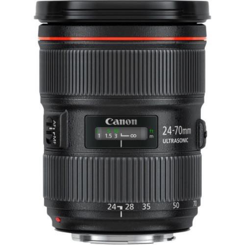 Canon 24-70mm f/2.8 4L II USM Lens