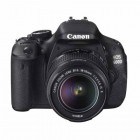 Canon EOS 600D Camera with 18-55mm Lens (Fairly Used)