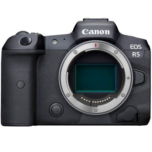Canon EOS R5 Mirrorless Digital Camera Body