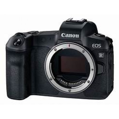Canon EOS-R Mirrowless Digital Camera Body with Adapter