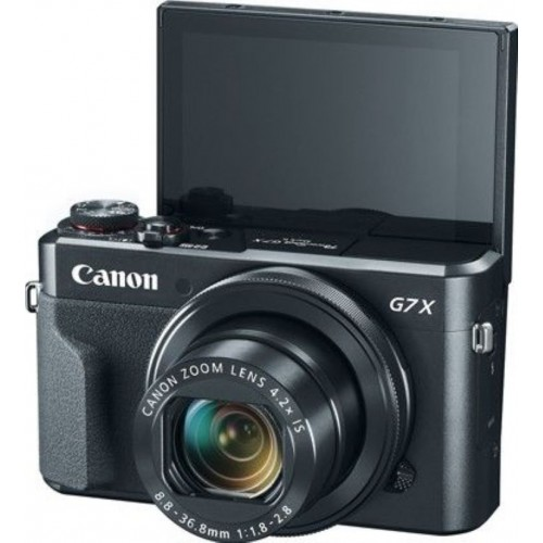 Canon Powershot G7X Mark II Camera