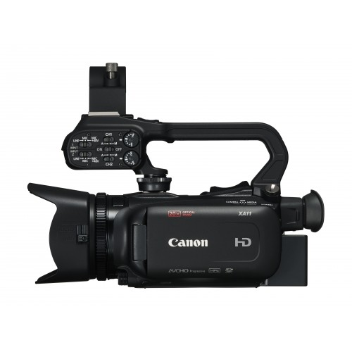 Canon XA 11 Professional Video Camcorder with Extra Battery