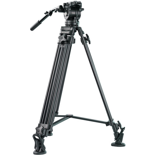 E - Image Heavy Duty Video Tripod