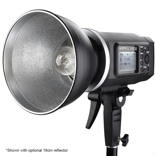 Godox AD600B Wistro Studiio Flash Strobe Light