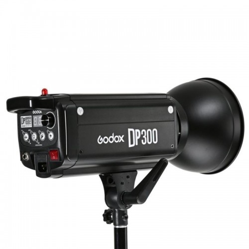 Godox DP300 Studio Strobe Light (2 units)