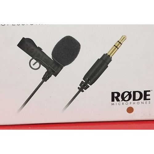 RODE Lavalier GO Professional Wearable Microphone