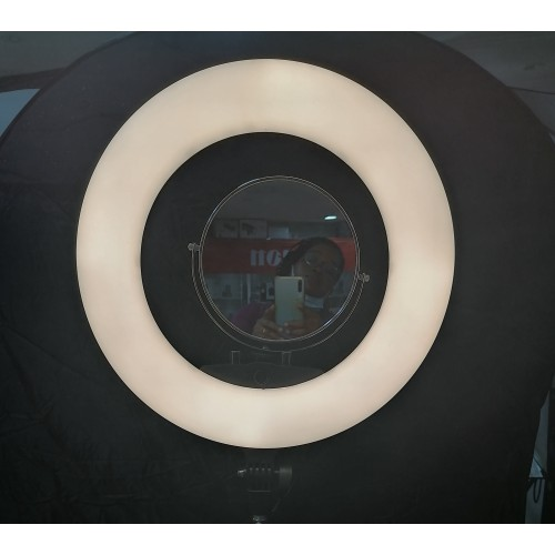 Ring Light 14 inches With Mirrow and Stand