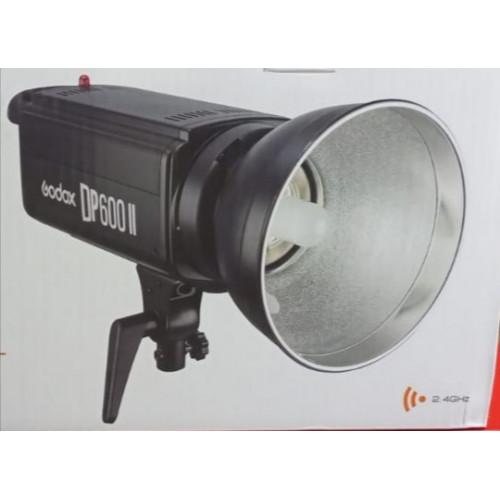 Godox DP600 II Studio Strobe Light (2 Units)