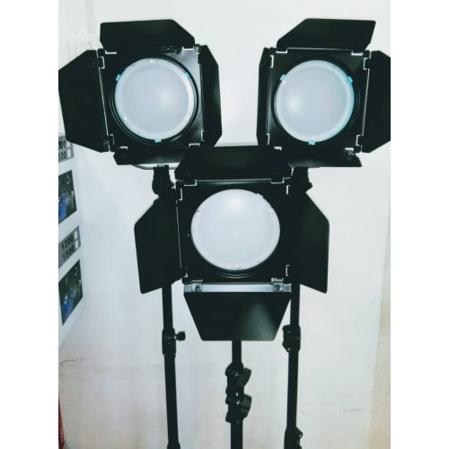 LED Red Head Studio Light (3-in-1)