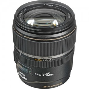 Canon EF-S17-85mm f/4-5.6 IS USM Lens