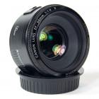 Canon EF50mm f/1.8 II Lens