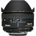 Sigma 15mm Fisheye Lens for Canon