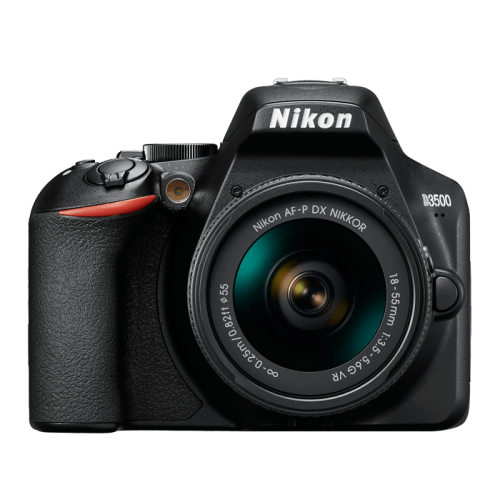 Nikon D3500 Camera with 18-55mm Lens