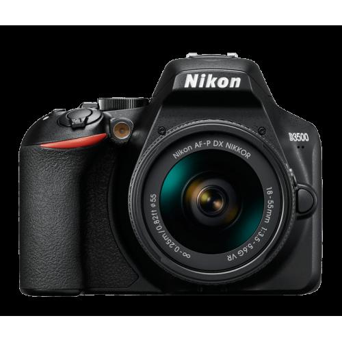 Nikon D3500 Camera with 18-55mm Lens