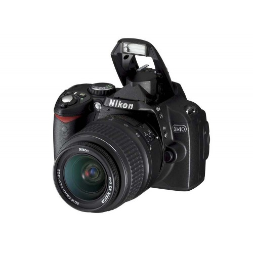 Nikon D40 with 18-55mm Lens (London Used)