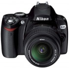 Nikon D40x with 18-55mm Lens