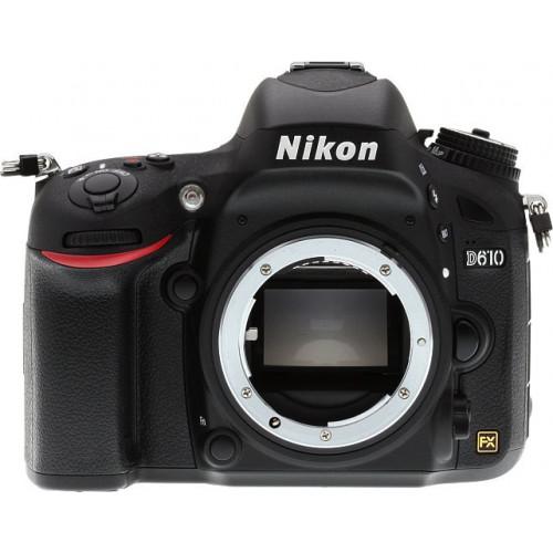 Nikon D610 Camera (Body Only)