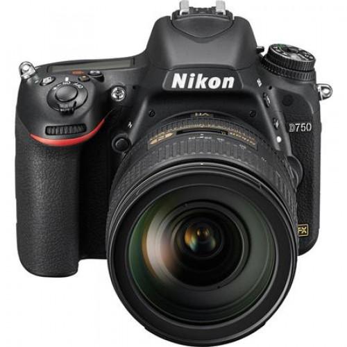 Nikon D750 With 24-120MM Lens