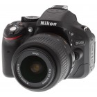 Nikon D5200 Camera with 18-55mm Lens (Fairly Used)