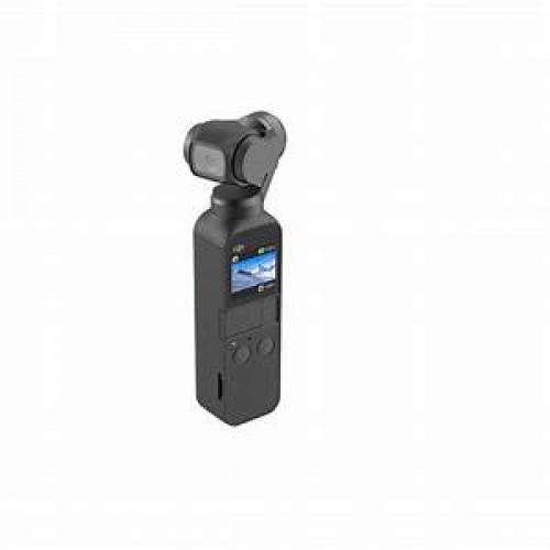 Osmo Pocket DJI 3-Axis Gimbal Camera
