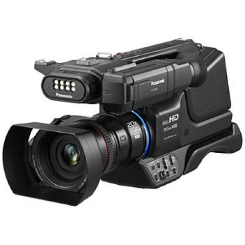 Panasonic HC MDH3 Professional Video Camcorder