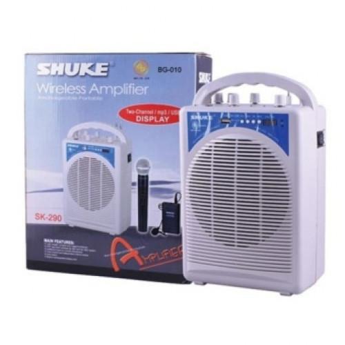 Shuke SK - 290 Wireless Amplifier System