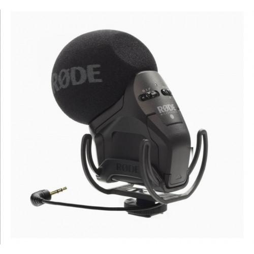 RODE Stereo Videomic Pro Rycote on-Camera Microphone