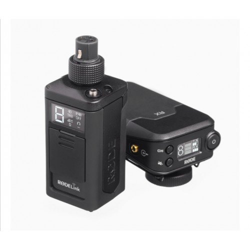 RODE RODELink Newsshooter Microphone