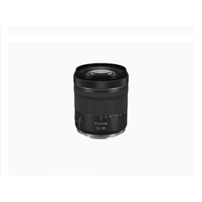 Canon EOS-R Mirrowless Camera with 24-105mm RF 4-7.1 IS STM Lens