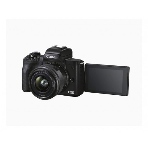 Canon EOS M50 Mark II With 15-45mm IS STM Lens