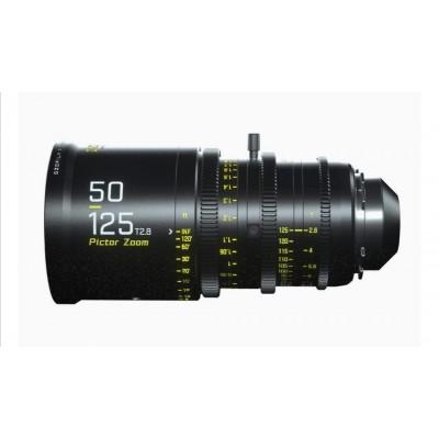 DZOFilm Pictor 50-125mm T2. 8 Super35 Parfocal Zoom Lens (PL Mount and EF Mount)