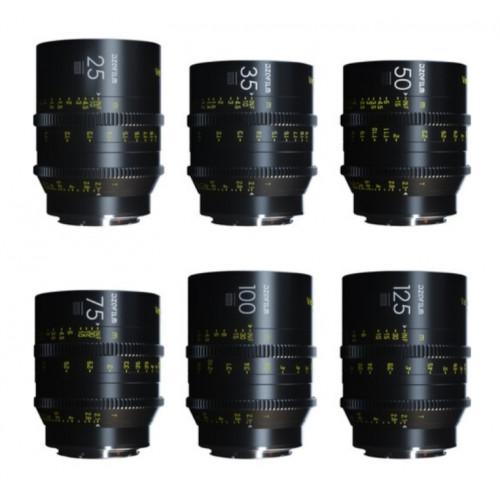 DZOFilm Vespid 6-lens Kit A (EF-Mount)