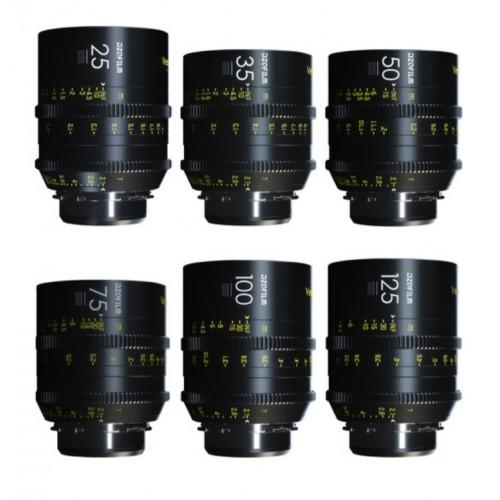 DZOFilm Vespid 6-lens Kit A (PL-Mount)