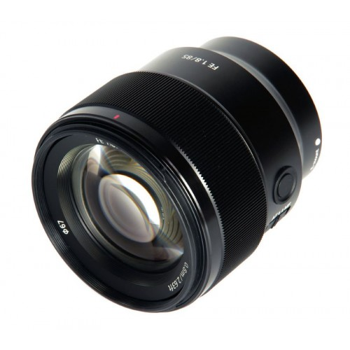 Sony 85 MM F1.8 Lens