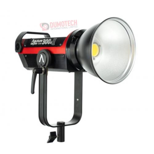 Aputure COB 300d II Video LED Light With V-Mount Battery Plate