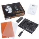 Yongnuo YN600 Led Light + Batteries