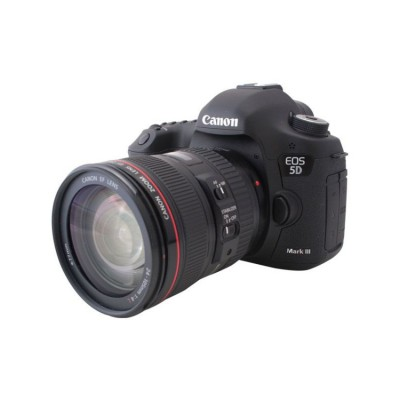 Canon EOS 5D Mark III with 24-105mm Lens (FairlyUsed)