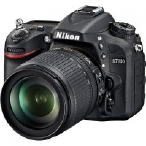 Nikon D7100 Camera with 18-105mm (Fairly Used)
