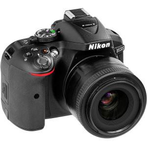 Nikon D5300 Camera with 18-55mm Lens