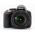 Nikon D5300 Camera with 18-55mm Lens (Fairly Used)