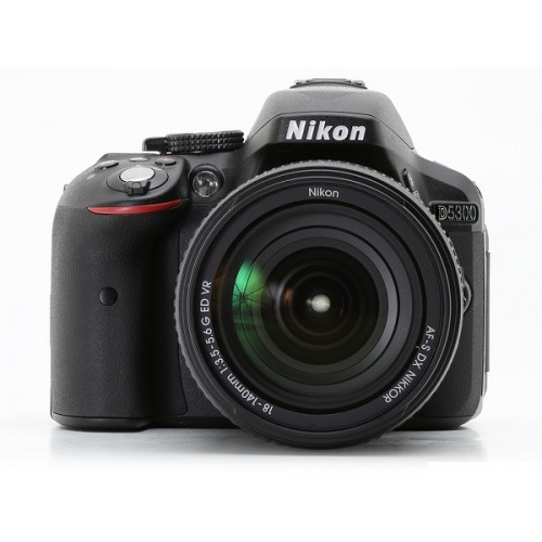 Nikon D5300 Camera with 18-55mm Lens