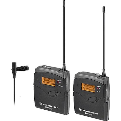 Sennheiser EW112P - G4 Lapel Microphone