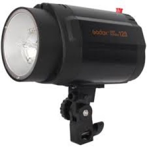 Godox Mini Pioneer 200Watts Flash Strobe Light  (2 in 1 Package)