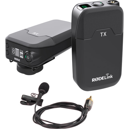 RODELink Film Maker Wireless Microphone